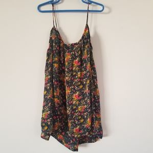 Tucker Floral Tank Top